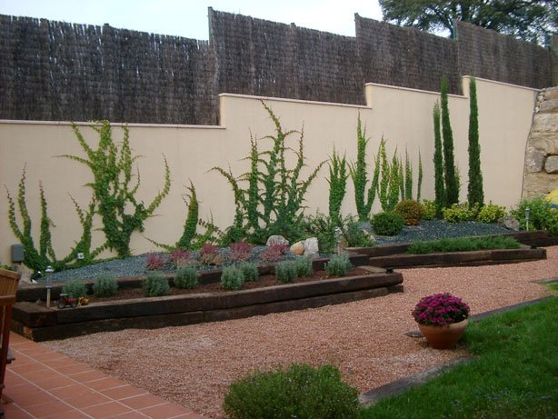 Servicos de jardiner a para for Jardines de casas particulares